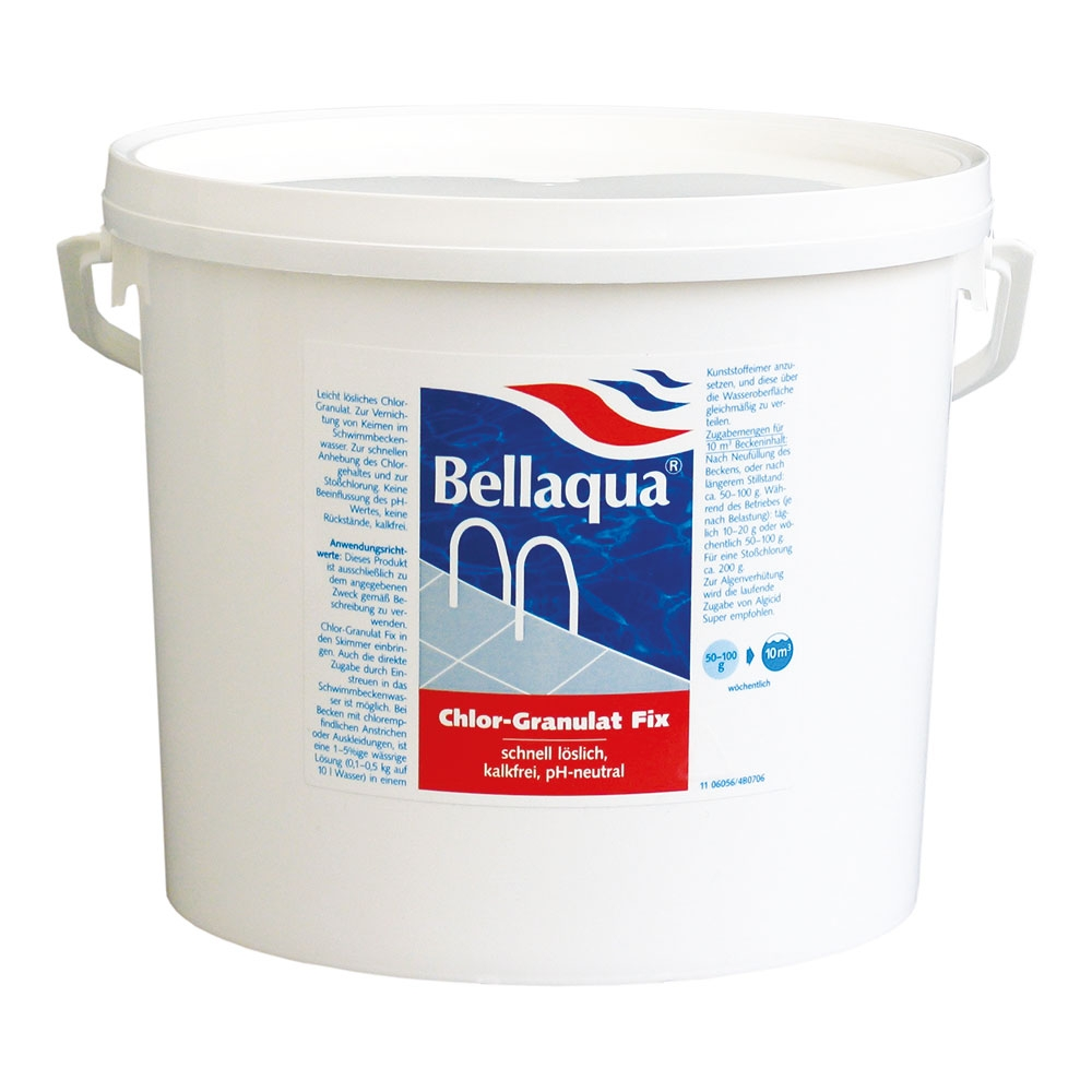 Bellaqua Chlor-Granulat Fix 5 kg