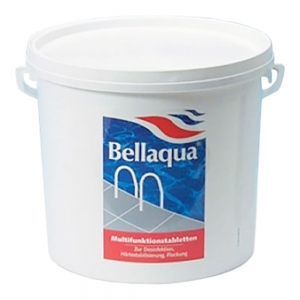 Bellaqua Multifunktionstabletten Chlor 5 kg